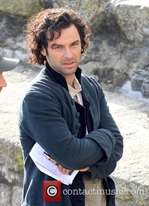Aidan Turner Expects The Knives To Be Out For 'Poldark's' Second Series