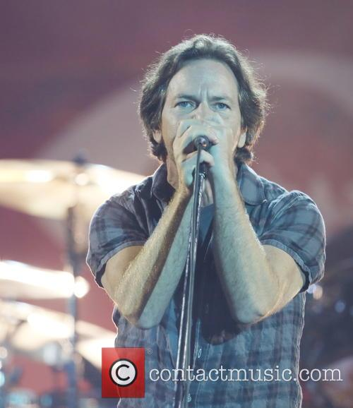 Eddie Vedder and Jam