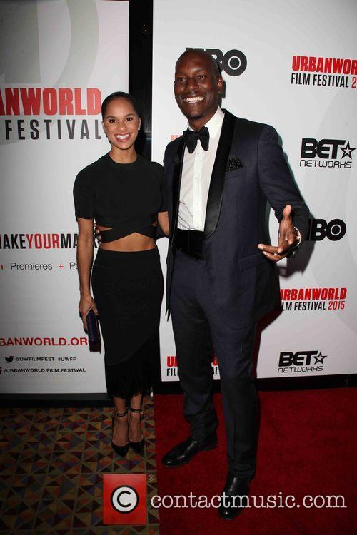 Misty Copeland and Tyrese Gibson