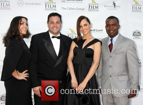 Jennifer Chidester, Ron Truppa, Mena Suvari and Delious Kennedy