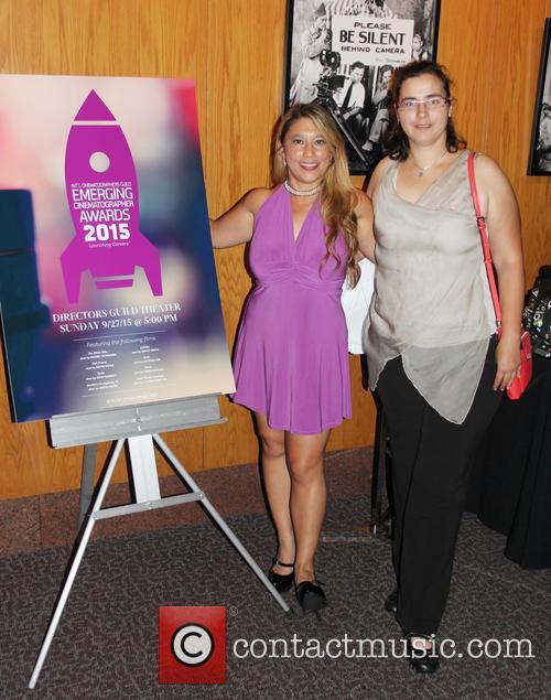 Jenna Urban and Giulia Governo