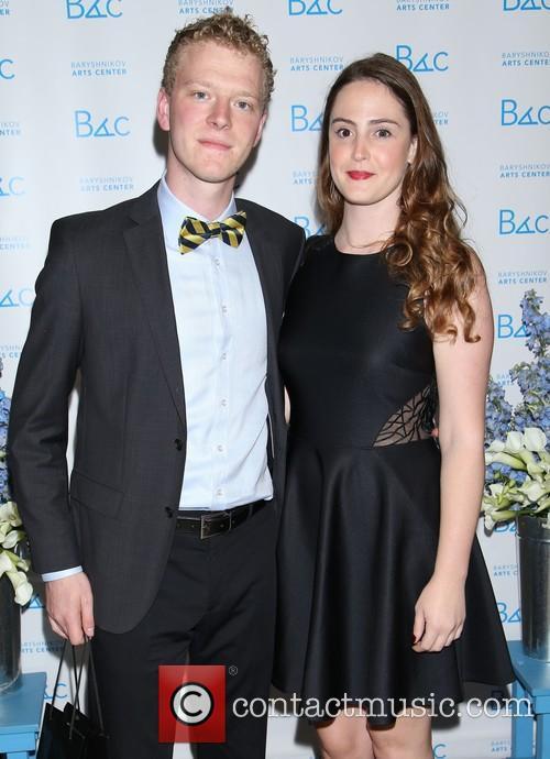 Gabrielle and Peter Baryshnikov