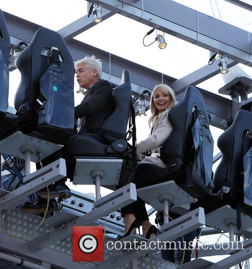 Holly Willoughby and Phillip Schofeild 8