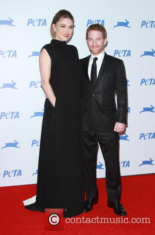 Seth Green and Clare Grant 1
