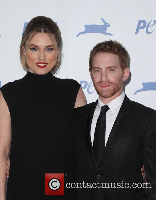 Clare Grant and Seth Green 3