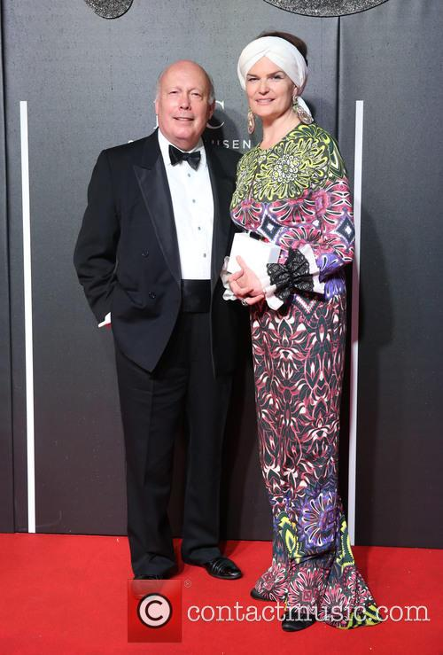 Julian Fellowes and Lady Fellowes