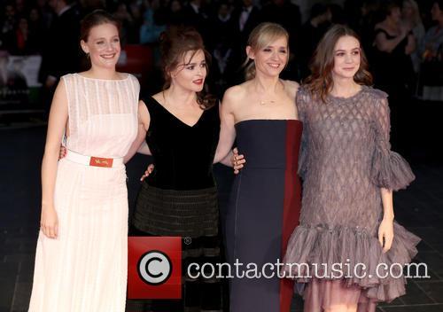 Ramola Garai, Helena Bonham Carter, Anne-marie Duff and Carey Mulligan 5