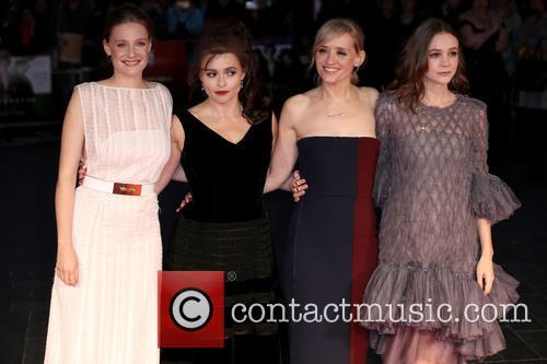 Ramola Garai, Helena Bonham Carter, Anne-marie Duff and Carey Mulligan 1