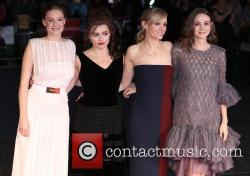 Ramola Garai, Helena Bonham Carter, Anne-marie Duff and Carey Mulligan