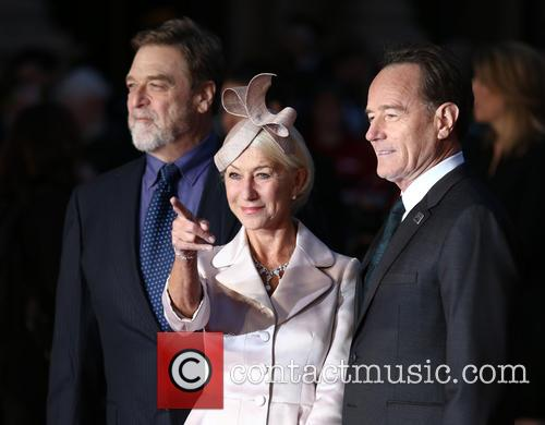 John Goodman, Helen Mirren and Bryan Cranston 2