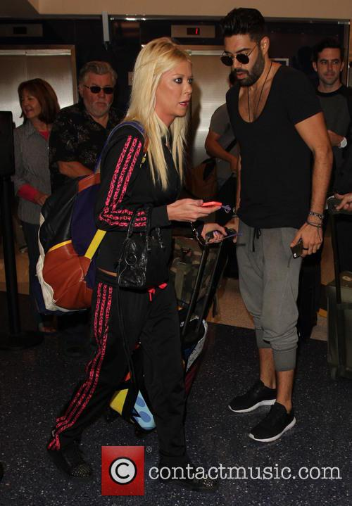 Tara Reid and Yavuz Cansiz 6