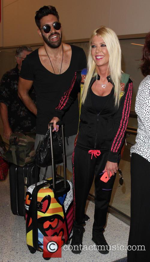 Tara Reid and Yavuz Cansiz 7