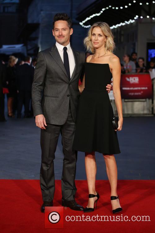 Scott Cooper and Jocelyne Cooper