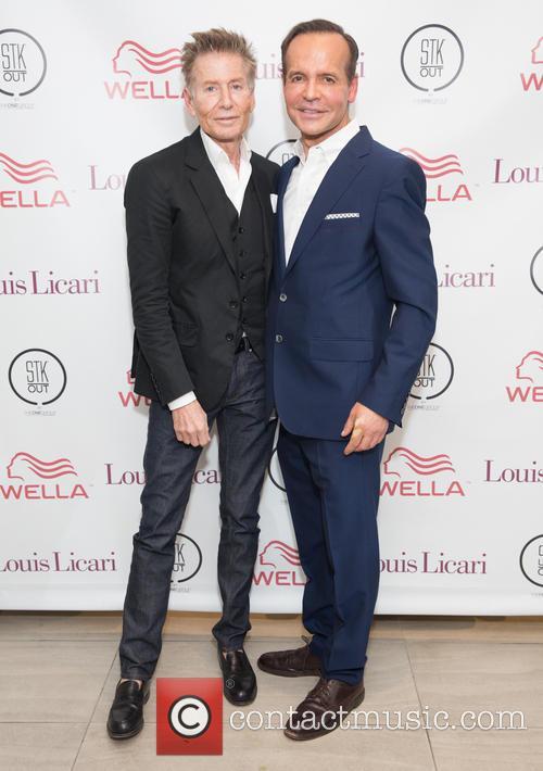 Calvin Klein and Louis Licari 1