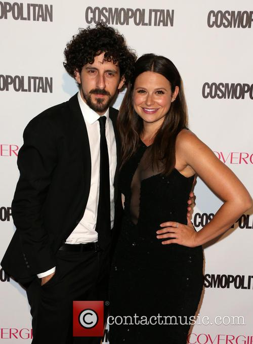 Adam Shapiro and Katie Lowes