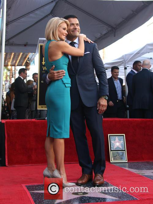 Kelly Ripa and Mark Consuelos 1