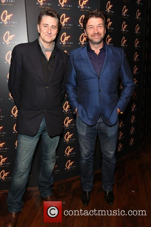 Guest and Nick Knowles 1
