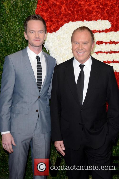 Neil Patrick Harris and Michael Kors
