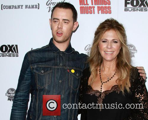 Colin Hanks and Rita Wilson 6