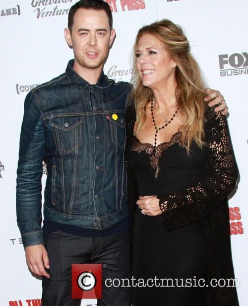 Colin Hanks and Rita Wilson 8