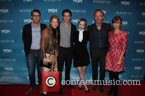 Sam Shaw, Mamie Gummer, Ashley Zuckerman, Rachel Brosnahan, John Benjamin Hickey and Katja Herbers 1