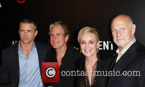Jeff Hephner, John Shea, Sharon Stone and Gerald Mcraney