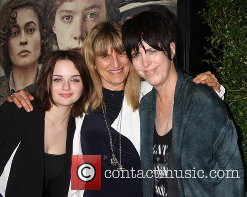 Joey King, Catherine Hardwick and Diane Warren 1