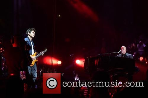 John Mayer and Billy Joel 6