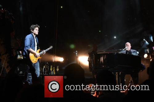 John Mayer and Billy Joel 7