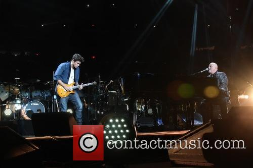 John Mayer and Billy Joel 8