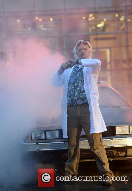 Delorean and The Doctor 2