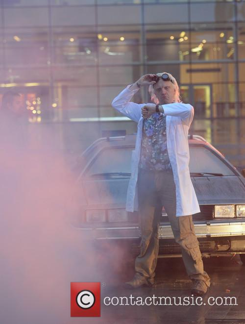 Delorean and The Doctor 3
