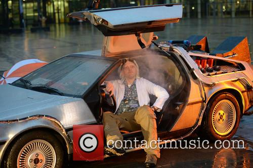 Delorean and The Doctor 7