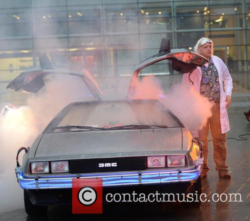 Delorean and The Doctor 10