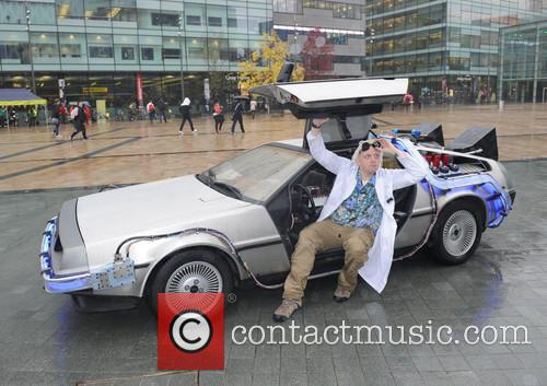 Delorean and The Doctor