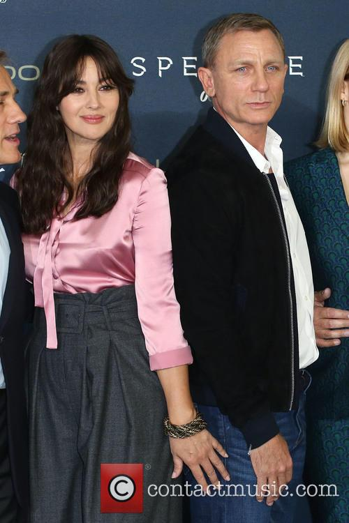 Monica Bellucci and Daniel Craig 1