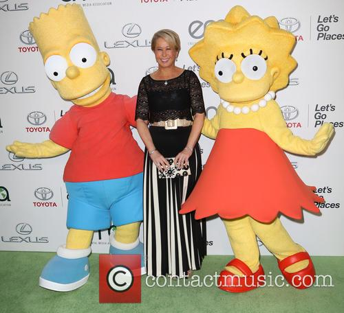 Yeardley Smith and The Simpsons 2