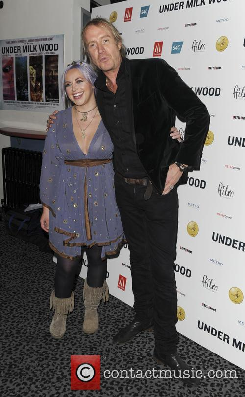 Charlotte Church and Rhys Ifans 2