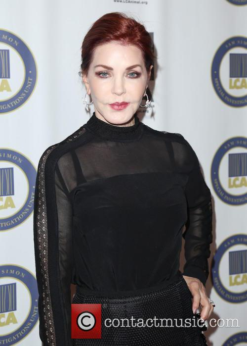 Priscilla Presley Reveals Ex Husband Elvis Was A 'Germophobe'