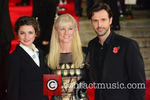 Daisy Bevan, Joely Richardson and Michael Xavier