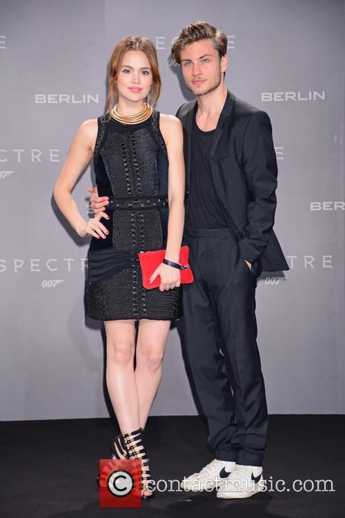 Emilia Schuele, Jannik Schuemann, Bond and Sony 1