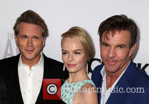 Cary Elwes, Kate Bosworth and Dennis Quaid