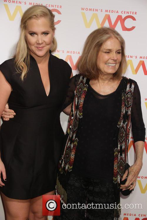 Amy Schumer and Gloria Steinem
