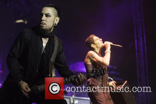 Jane's Addiction, Dave Navarro and Perry Farrell 1