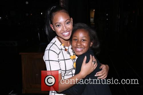 Aleisha Allen and Taylor Caldwell