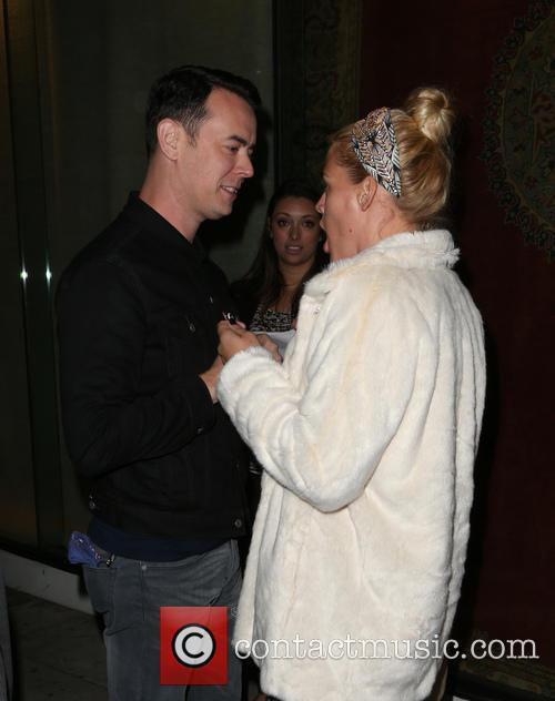 Colin Hanks and Busy Phillips