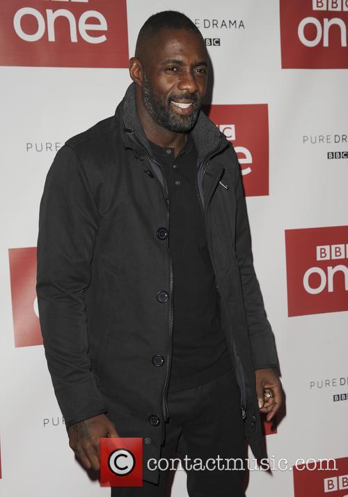 Idris Elba Says The UK Is