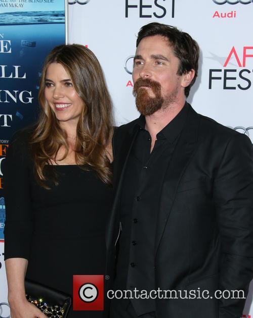 Christian Bale and Sibi Blazic 2
