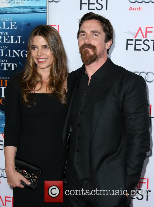 Christian Bale and Sibi Blazic 5