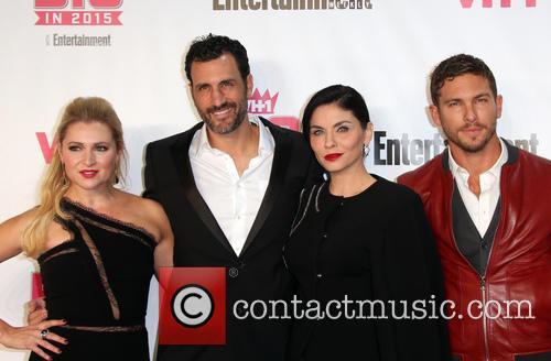 Entertainment Weekly, James Larosa, Katherine Bailess, Jody Lyn O'keefe and Adam Senn 4